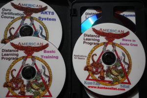 Ten DVDs cover both the Malabar and American KunTao Silat systems